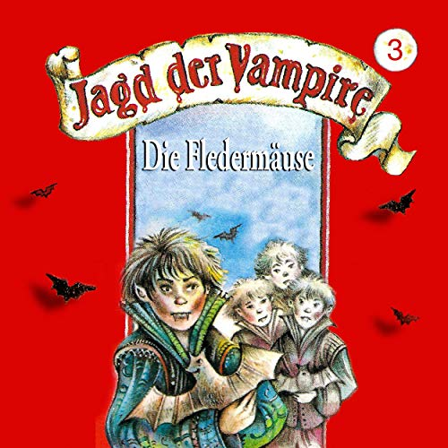 Die Fledermäuse cover art