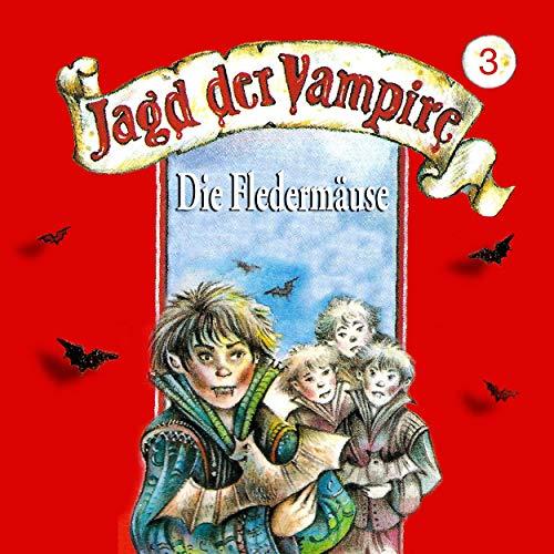 Die Fledermäuse audiobook cover art