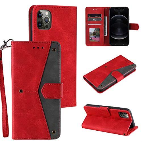 Lederhülle für Samsung Galaxy S20 FE Hülle - Samsung Galaxy S20 FE Hülle Handytasche Kartensteckplätzen Schutzhülle Magnetverschluss Ständ Vollständiger Schutz Kratzbaum Leder Klappbörse Handyhülle