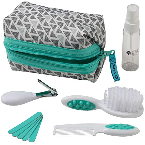 Safety 1st Grooming Kit, Arctic Blue