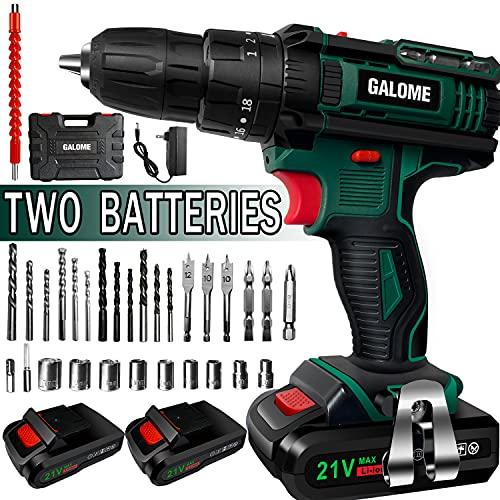 Atornillador Impacto Bateria  marca GALOME