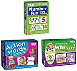 Product 1: Visual Discrimination Product 1: Early Learning Concepts Product 1: Learning about 27 different Occupations Product 2: Observation Product 2: Visual Discrimination Product 2: Identify and correctly use Verbs Product 3: Keen Observation Pro...