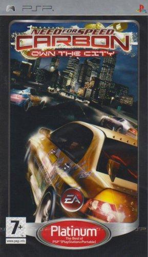 Need For Speed Carbon Own The City Platinum (PSP) [Edizione: Regno Unito]