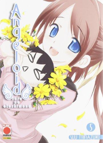 Angeloid. Sora no Otoshimono (Vol. 5) (Planet manga)