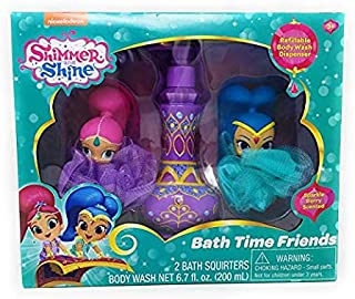 GBG Beauty Nickelodeon Shimmer and Shine Bath Time Friends