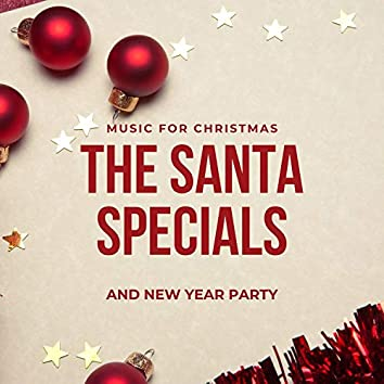 The Santa Specials - Music For Christmas And New Year Party