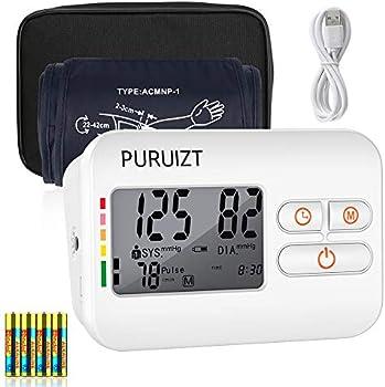 Puruizt Accurate Automatic Digital Blood Pressure Machine