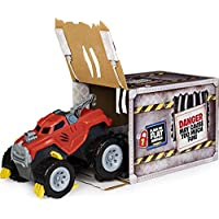 The Animal Interactive Unboxing Toy Truck