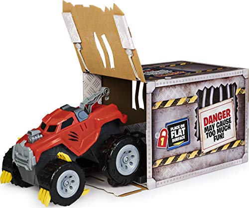 The Animal Interactive Unboxing Toy Truck  $15 at Amazon