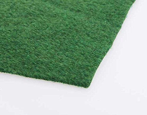 4m x 3m | 3mm Grass Carpet Pile Height Artificial Grass | Cheap Looking Astro Garden Lawn | High...