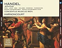 Handel : Jephtha by Paul Esswood (2009-02-23)