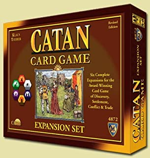 Settlers of Catan Card Game Expansion