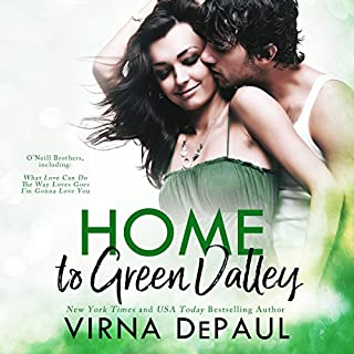 Home to Green Valley Boxed Set: Books 1-3, O'Neill Brothers                   Auteur(s):                                                                                                                                 Virna DePaul                               Narrateur(s):                                                                                                                                 Charles Lawrence                      Durée: 22 h et 38 min     Pas de évaluations     Au global 0,0