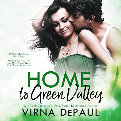 Home to Green Valley Boxed Set: Books 1-3, O'Neill Brothers audiobook cover art