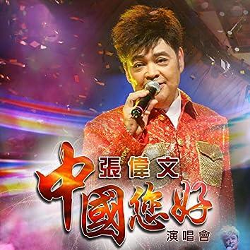張偉文中國您好演唱會 (Live)