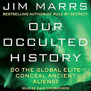 Our Occulted History audiobook cover art