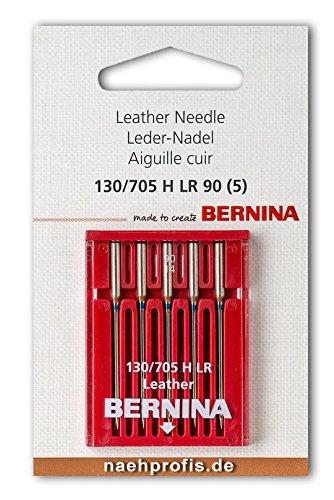 BERNINA Nadeln für Leder, Stärken 90/14 Nähmaschinennadeln 036150.70.00