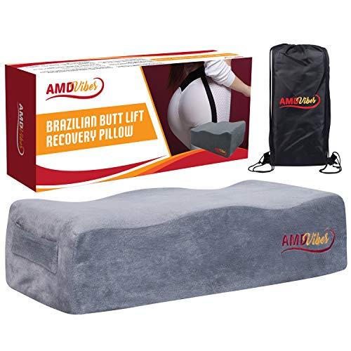 AMDVibes BBL Pillow After Surgery for Butt 18 Inch