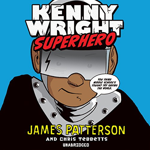 Kenny Wright audiobook cover art