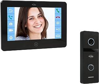ELRO PRO PV40 Full HD Video Deur Intercom Systeem - 1 Appartement - met Voicemail functie - 13 Beltonen