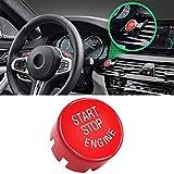 Reemplazo rojo del botón del interruptor del motor de arranque para 1 2 3 4 5 6 7 X1 X3 X4 X5 X6 Serie