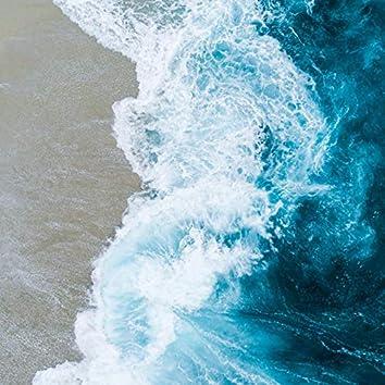 Loopable Waves on a Beach