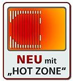 Steba VG200 BBQ Tischgrill mit Glasdeckel - 6