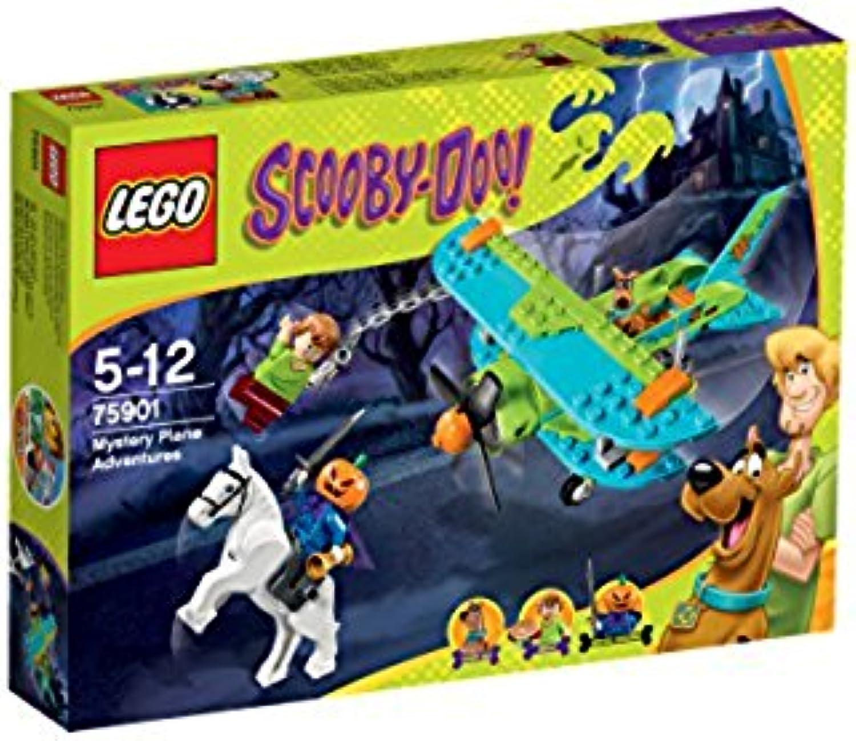 ahorra hasta un 30-50% de descuento LEGO LEGO LEGO - Aventuras en el avión del Misterio, (75901)  Sin impuestos