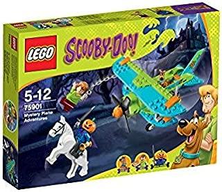 LEGO Scooby-Doo Mystery Plane Adventures