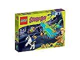 LEGO - 75901 - Scooby-Doo - Jeu de Construction - Les Aventures Mystérieuses en Avion