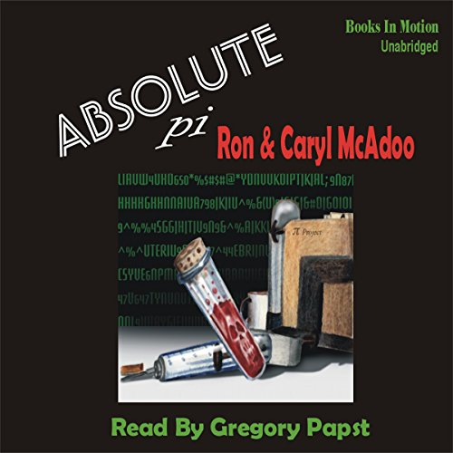 Absolute Pi audiobook cover art