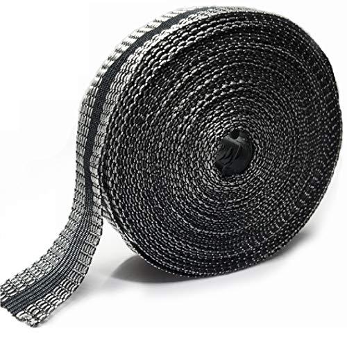 裾上げテープ 15m巻 幅 25mm アイロン熱接着テープ すそ上げテープ 黒 超ロングタイプ ズボン裾あげ 布接着用 裾直し 裁縫 裾直しテープ 片面すそ上げテープ 布用接着テープ