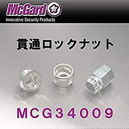 貫通ロックナット MCG-34009 M14×P1.5
