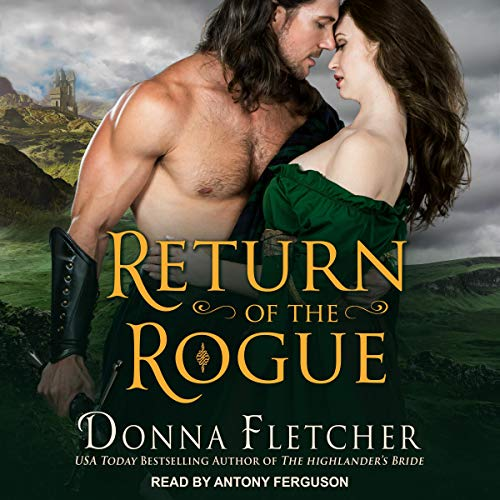 Return of the Rogue cover art