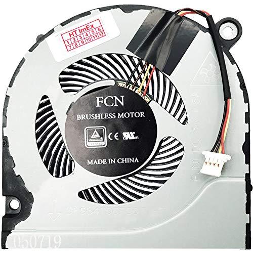 (Version 1) Lüfter Kühler Fan Cooler kompatibel für Acer Predator Helios 300 (G3-571), 300 (G3-572), 300 (PH315-51), 300 (PH317-51), 300 (PH317-52), Predator Helios 300