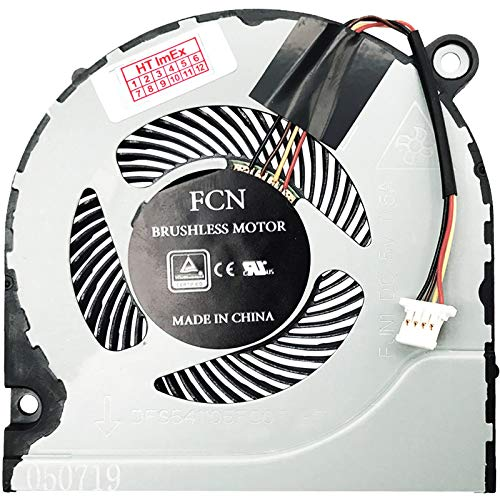 (Version 1) Cooling Fan Cooler Compatible with Acer Aspire Nitro (AN515-52-7231), (AN515-52-7244), (AN515-52-729G), (AN515-52-70XL), (AN515-52-72E4), (AN515-52-7777777777777777 7X), (AN. 515-52-746Z).