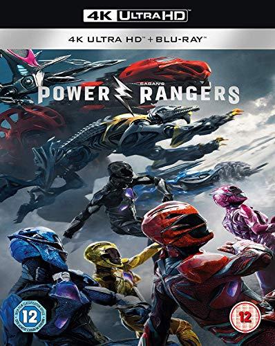 Power Rangers UHD BD [Blu-ray] [2019]