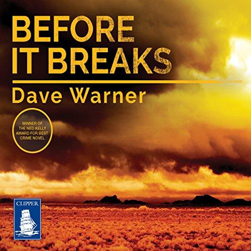Before It Breaks audiobook cover art