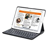 Logitech Canvas Keyboard/Cover Case (Folio) for iPad Air 2 - Black