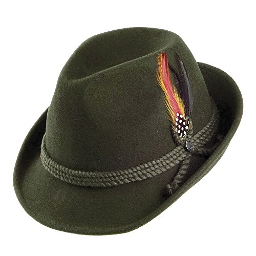 Jaxon & James Chapeau Tyrolien Vert Medium