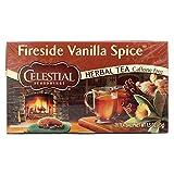 Celestial Seasonings Fireside Vanilla Spice Tea, 20 Tea Bags