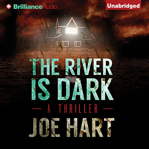 The River Is Dark audiobook cover art