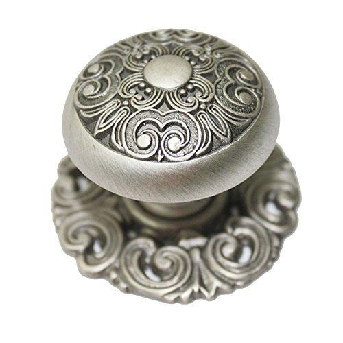 145 Vintage Brass-Steel Cupboard-Cabinet drawer lock  67mm 1 Key-