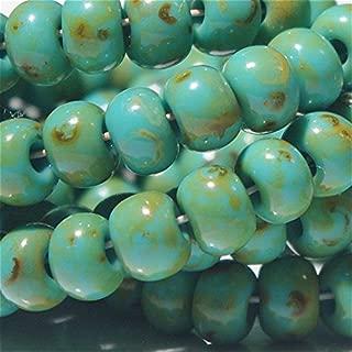 travertine beads