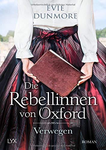 Buchseite und Rezensionen zu 'Die Rebellinnen von Oxford - Verwegen (Oxford Rebels, Band 1)' von Evie Dunmore