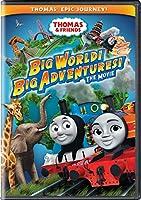 Thomas And Friends: Big World! Big Adventures! The Movie [DVD]