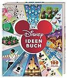 Disney Ideen Buch: Mehr als 100 Bastel-, Deko- und Spielideen - Elizabeth Dowsett