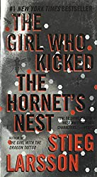 The Girl Who Kicked the Hornet's Nest (Millennium #3) by Stieg Larsson
