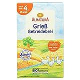Alnatura Bio Grieß Getreidebrei
