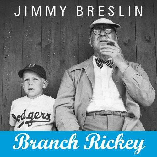Branch Rickey audiobook cover art